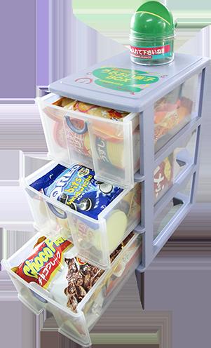 うるおい菓子BOX